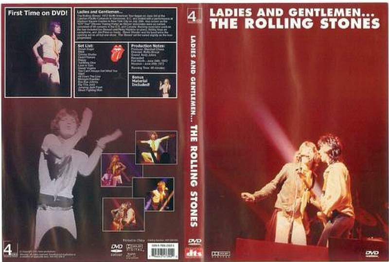 Ladies & gentlemen rolling stones Rolling Stones